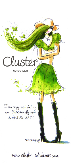 Clusterienne