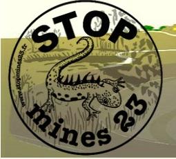 Stop mines 23